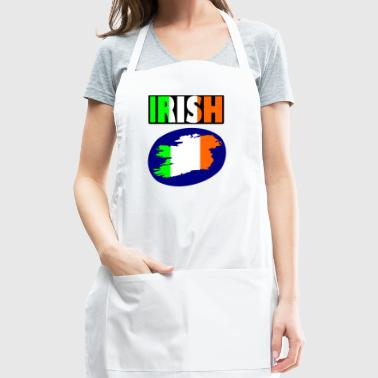irland in the sea - Adjustable Apron