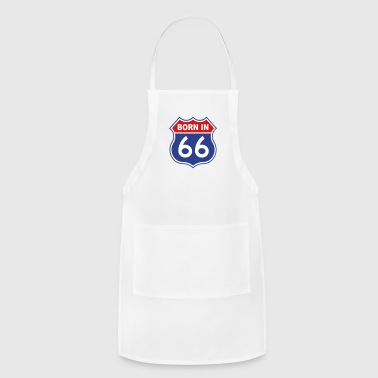 born in 1966 - Adjustable Apron