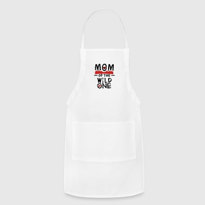 Mom Mother Mother's Day best mom pregnancy gift - Adjustable Apron