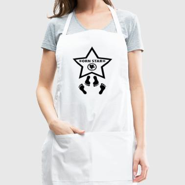 ornstar blak - Adjustable Apron