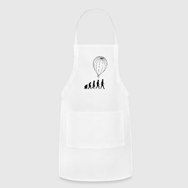 heissluftballon montgolfiere hotair balloon3 - Adjustable Apron