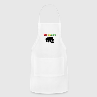respect - Adjustable Apron