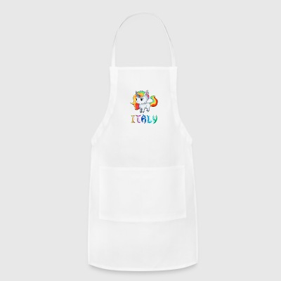 Italy Unicorn - Adjustable Apron