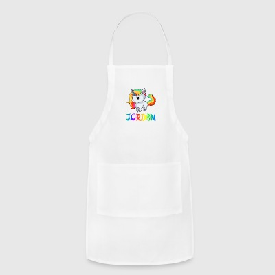 Jordan Unicorn - Adjustable Apron