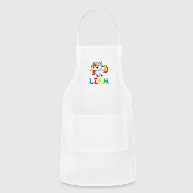 Liam Unicorn - Adjustable Apron