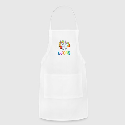 Lucas Unicorn - Adjustable Apron