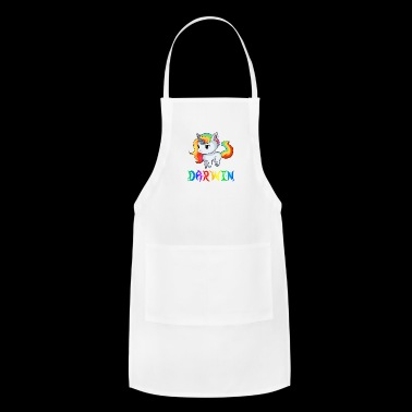 Darwin Unicorn - Adjustable Apron