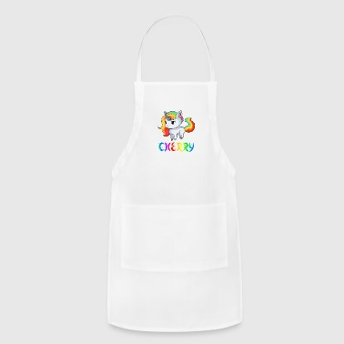 Cherry Unicorn - Adjustable Apron