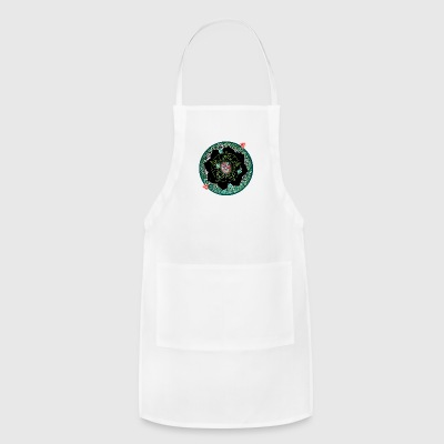 Emerald Mandala - Adjustable Apron