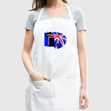 Telephone booth London - Adjustable Apron