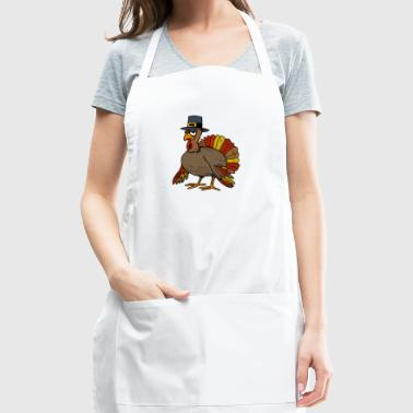 Thanksgiving Turkey - Adjustable Apron