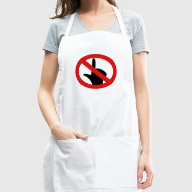 No Touch - Adjustable Apron