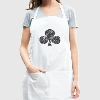 Clubs Cards - Adjustable Apron