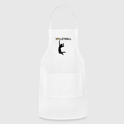 volleyball - Adjustable Apron