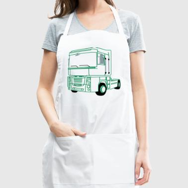 Truck - Adjustable Apron