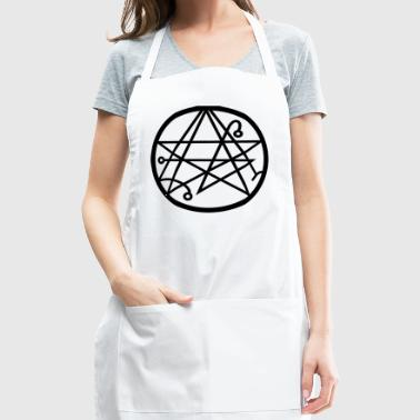 Cuthulhu Sign - Adjustable Apron