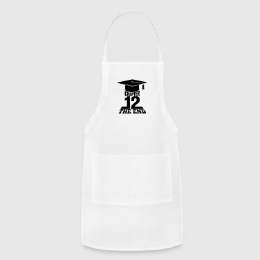 High School Graduation Chapter 12 The End - Adjustable Apron