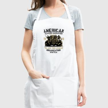 AMERICAN CLASSIC GANGSTER - Adjustable Apron