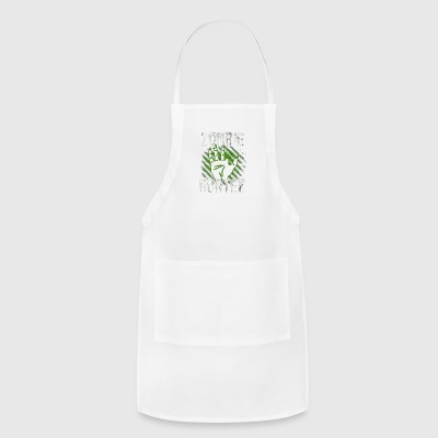 Zombie hunter for halloween - gift - Adjustable Apron
