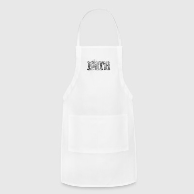Faith drawing - Adjustable Apron