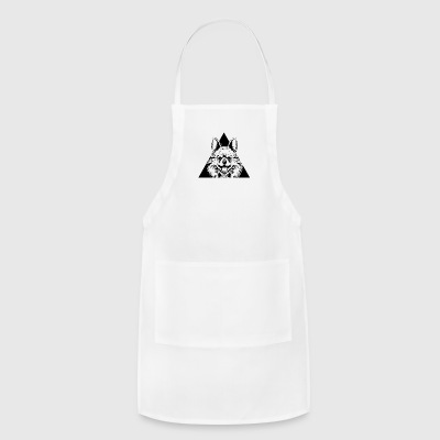 AFRO ANIMAL - Adjustable Apron