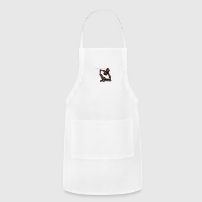 The Thinker Funny - Adjustable Apron