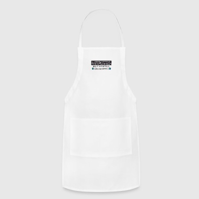 I Keep Hitting The Space Bar - Adjustable Apron