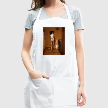 SEXY ART LUV - Adjustable Apron