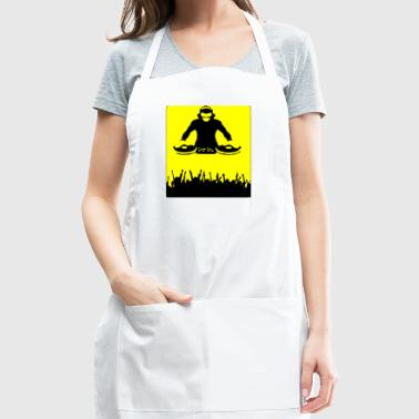 dj dj dj - Adjustable Apron
