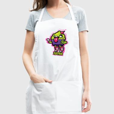 Zombie Cupcake - Adjustable Apron