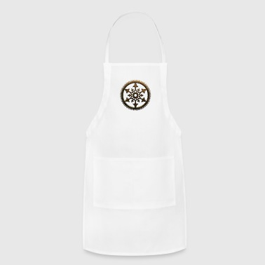 Steampunk Cog - Adjustable Apron