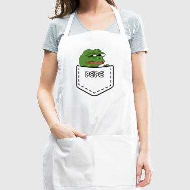 pepe in a pocket - Adjustable Apron