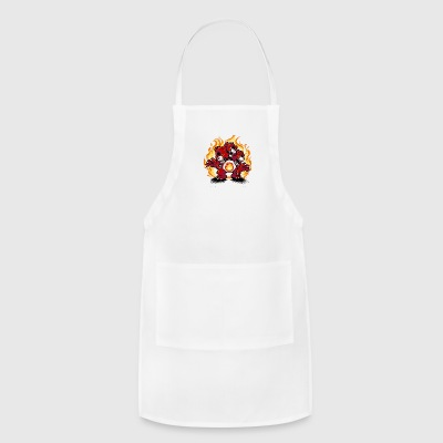 Pair Careberus Cyber System - Adjustable Apron