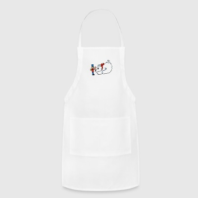 Christmas Cyber System - Adjustable Apron