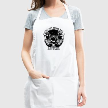 Any Day Behind Bars - Adjustable Apron