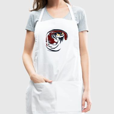 Gonna get hairy - Adjustable Apron