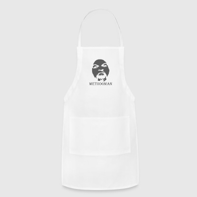 Method Man airbrush Stencil - Adjustable Apron