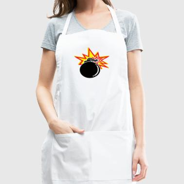 The Bomb - Adjustable Apron