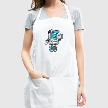 PHONE HAPPY - Adjustable Apron