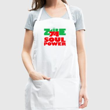 1974 Zaire Music Festival - Adjustable Apron