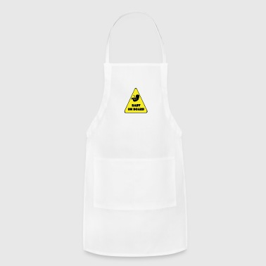 BABY_ON_BOARD - Adjustable Apron