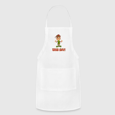 two thumbs3 - Adjustable Apron