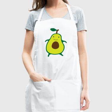 Avocado Male - Adjustable Apron