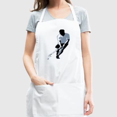 Hockey Player - Adjustable Apron