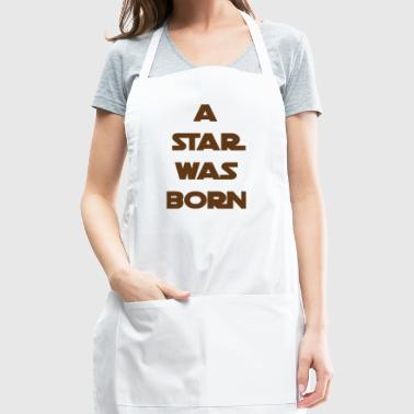 A star was born - Adjustable Apron