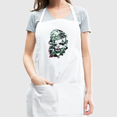 creepy clown - Adjustable Apron