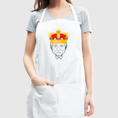 king putin - Adjustable Apron