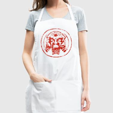 mask r - Adjustable Apron