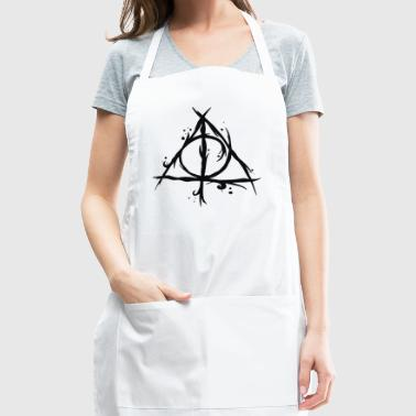 Deathly Hallows - Adjustable Apron