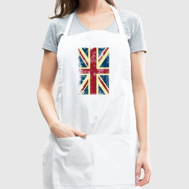 british flag union - Adjustable Apron
